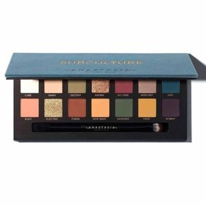Anastasia Beverly Hills Subculture Palette NWT